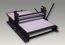 Thomas Presses: The affordable etching press!